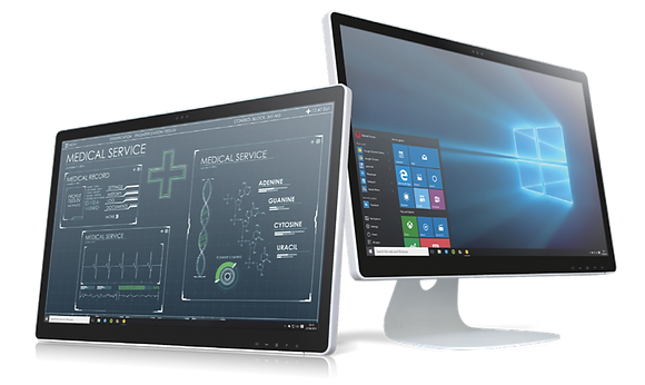 "ST524T-MD 24"" Medical Touch Panel PC"