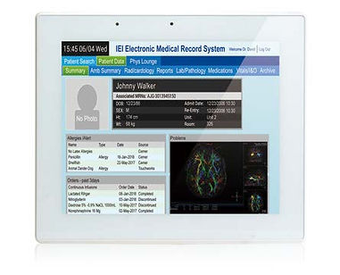 "17"" Medical Panel PC"