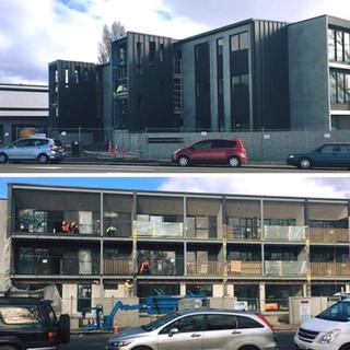 Oxford Terrace Apartments