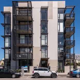 50 Kilmore Street Apartments