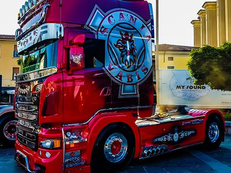 Truck In The City si è svolto con successo. Organizzato da Blulinda per Rangoni & Affini S.p.a.