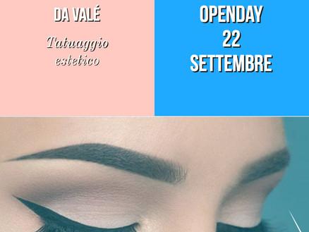 Un nuovo Open Day a Settembre!
