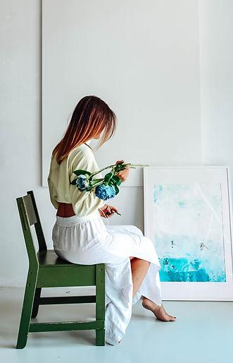 alketa delishaj, artist in studio - riccione - bologna - verona #2.jpg