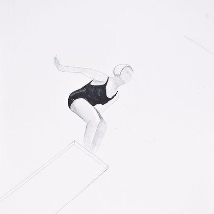 jane Fauntz (Olympic Team), c 1930 #2jan