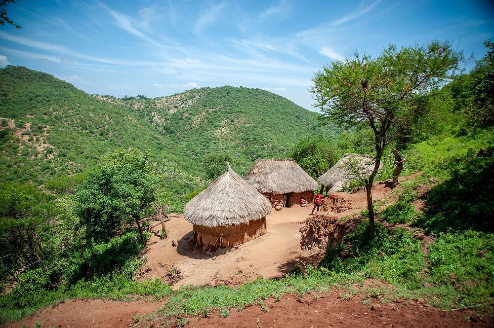 Magdalena's home