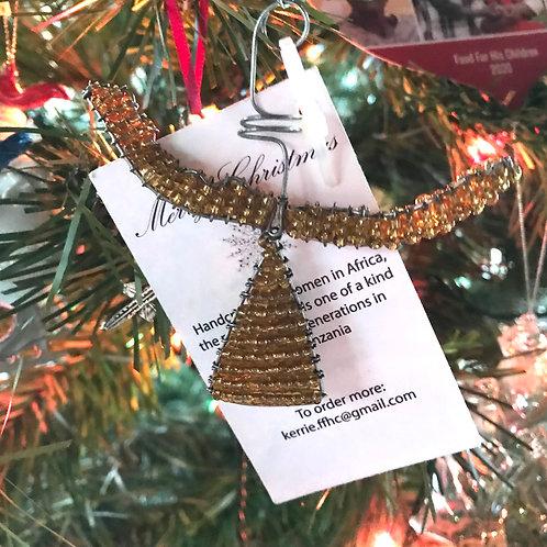 Tiny Angel Ornament
