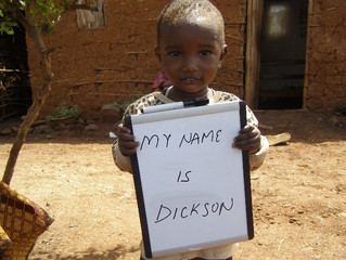 My Name is Dickson