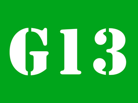 The Mystery of G13