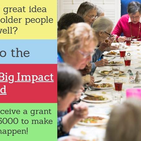 Small Ideas, Big Impact