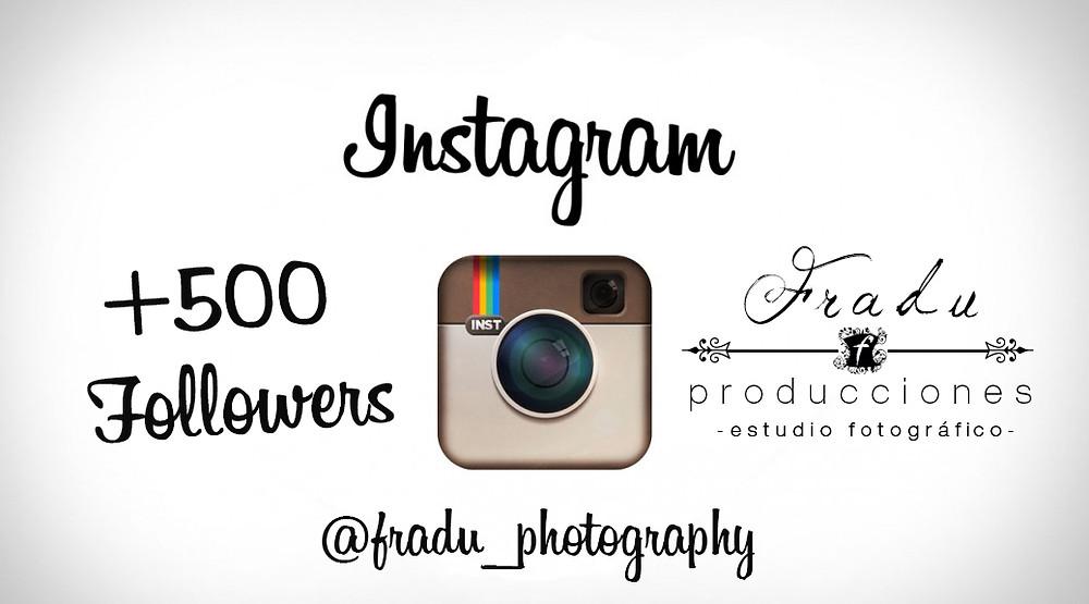 +500 Followers