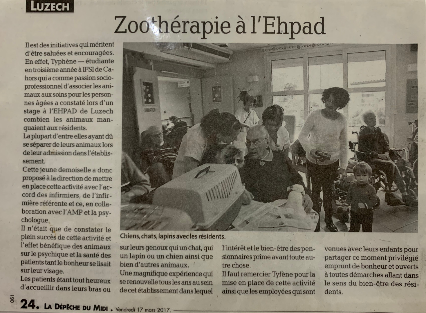 EHPAD Luzech