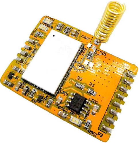 3.3V Breakout WISOL RCZ2/4 V2 + 1 año de conectividad