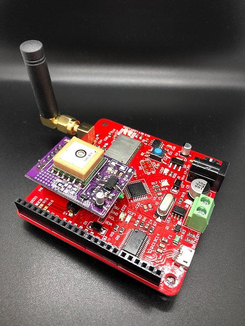 SFX-DUINO + GPS