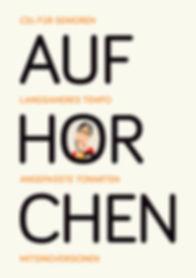2018-09, Handzettel 'Aufhorchen 2' (V2)-