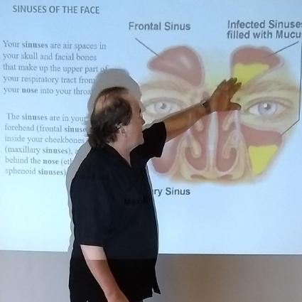 Kurs i øre-nese-hals problematikk