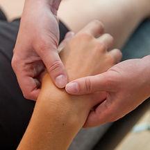 Behandling av smerter i hånd