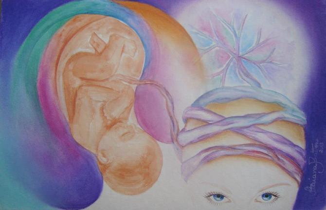 Renascer mãe: sinta-se amparada nessa metamorfose