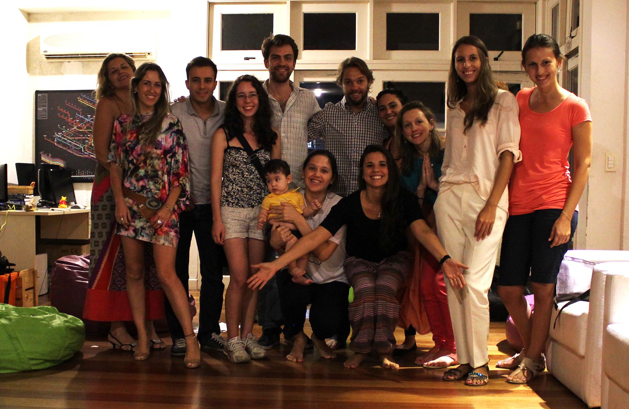 Vivência em Porto Alegre/RS