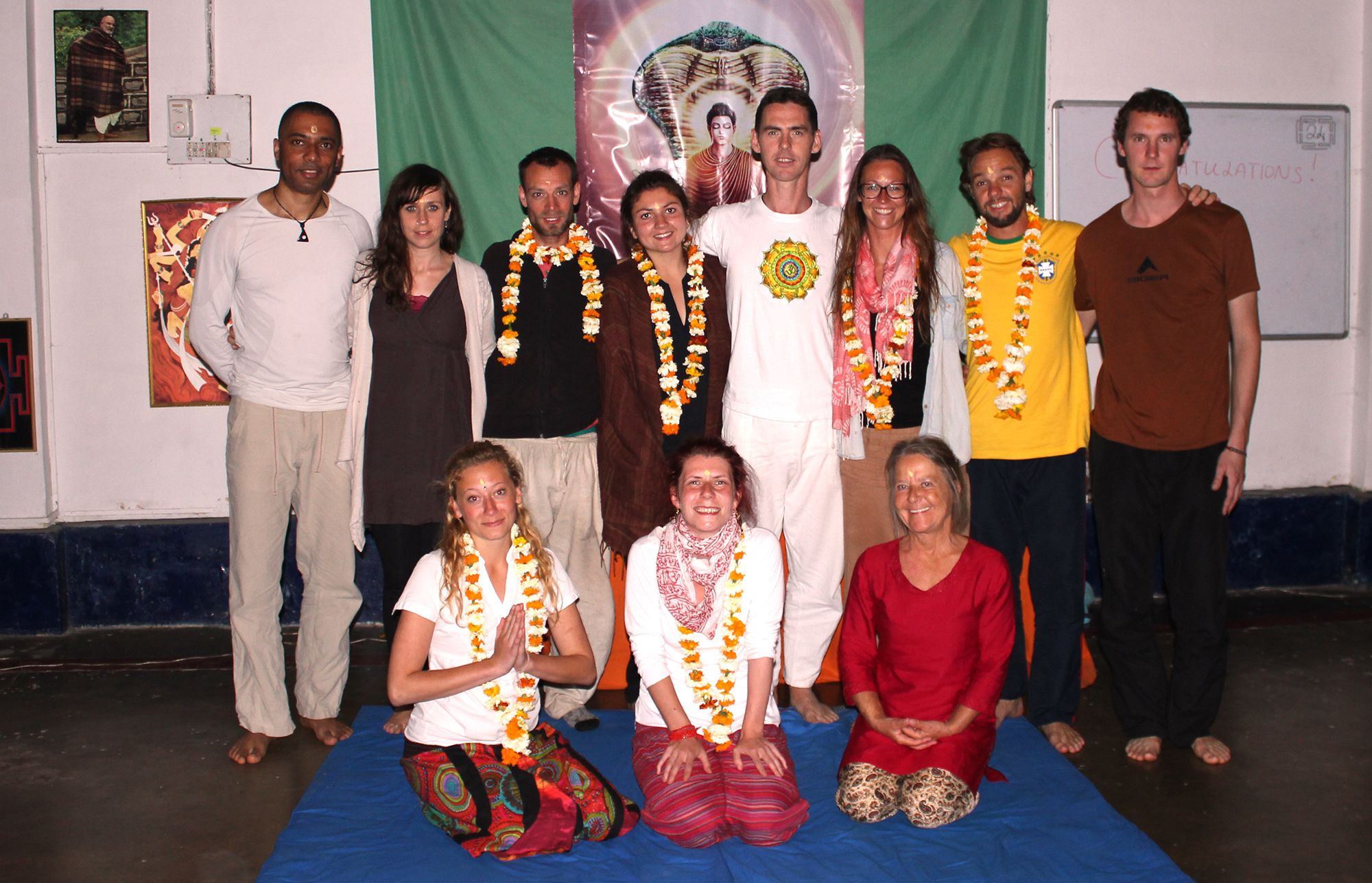 Formatura Agama Yoga