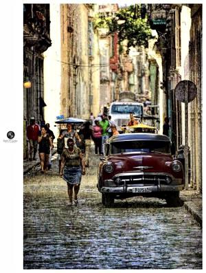 Havana 50's chevy