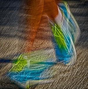 Feet in Motion