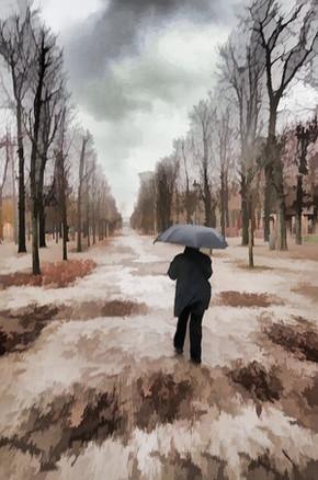 Paris in the Winter