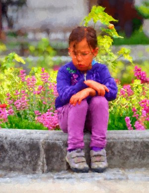 Purple Innocence