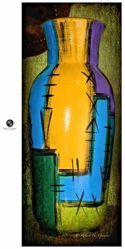 Color Vase - 1