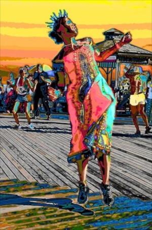 Coney Island Dancer