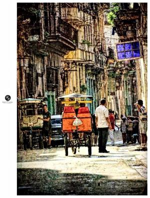 Havana Street Taxi