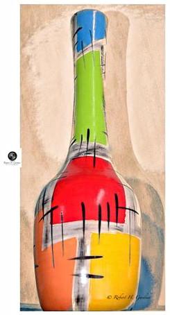 Color Vase - 2