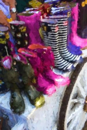 Boots on Parade