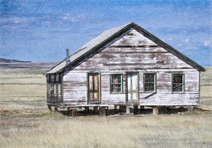 House on the Prairie