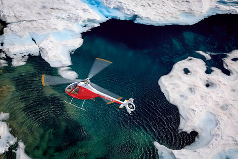 Cabri G2 water and ice