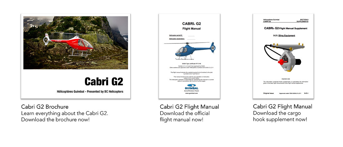 Learn about the amazing Guimbal Cabri G2