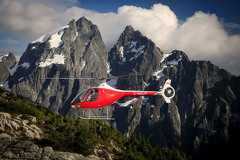 Cabri G2 in the BC mountains