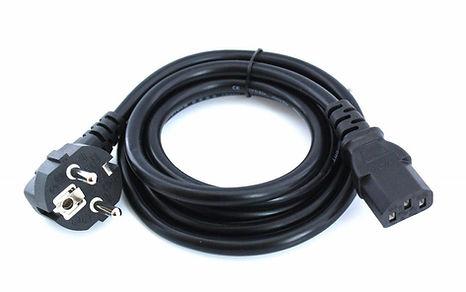Koşu Bandı Power Kablo - Enerji Kablosu