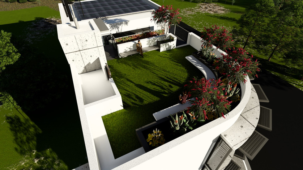 LW BY INTELAE- ROOF TERRACE AND SOLAR LO