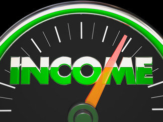 One Factor Determines Income