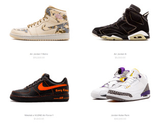 Valuable Lessons from a Guy Who Sells $3,000 Sneakers