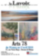 ARTS78 affiche Lavoir 2018.png