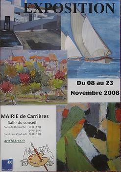 ARTS78 expo Mairie 2008.JPG