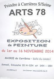 ARTS78 expo Mairie 2014.JPG