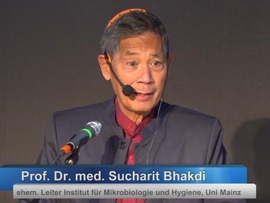 Prof. Dr. Sucharit Bhakdi: Covid Impfstoffe- Notwendigkeit, Wirksamkeit und Sicherheit