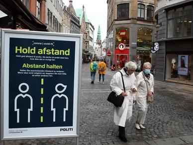 Keine Masken und Tests: Dänemark hebt im Oktober alle Corona-Regeln auf