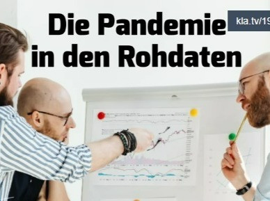 Die Pandemie in den Rohdaten