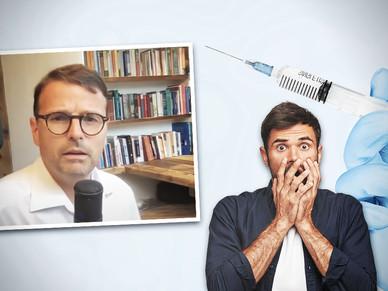 """Raphael Bonelli fragt nach Todesfällen """"mit"""" Impfung: Masse der Rückmeldungen schockiert"""