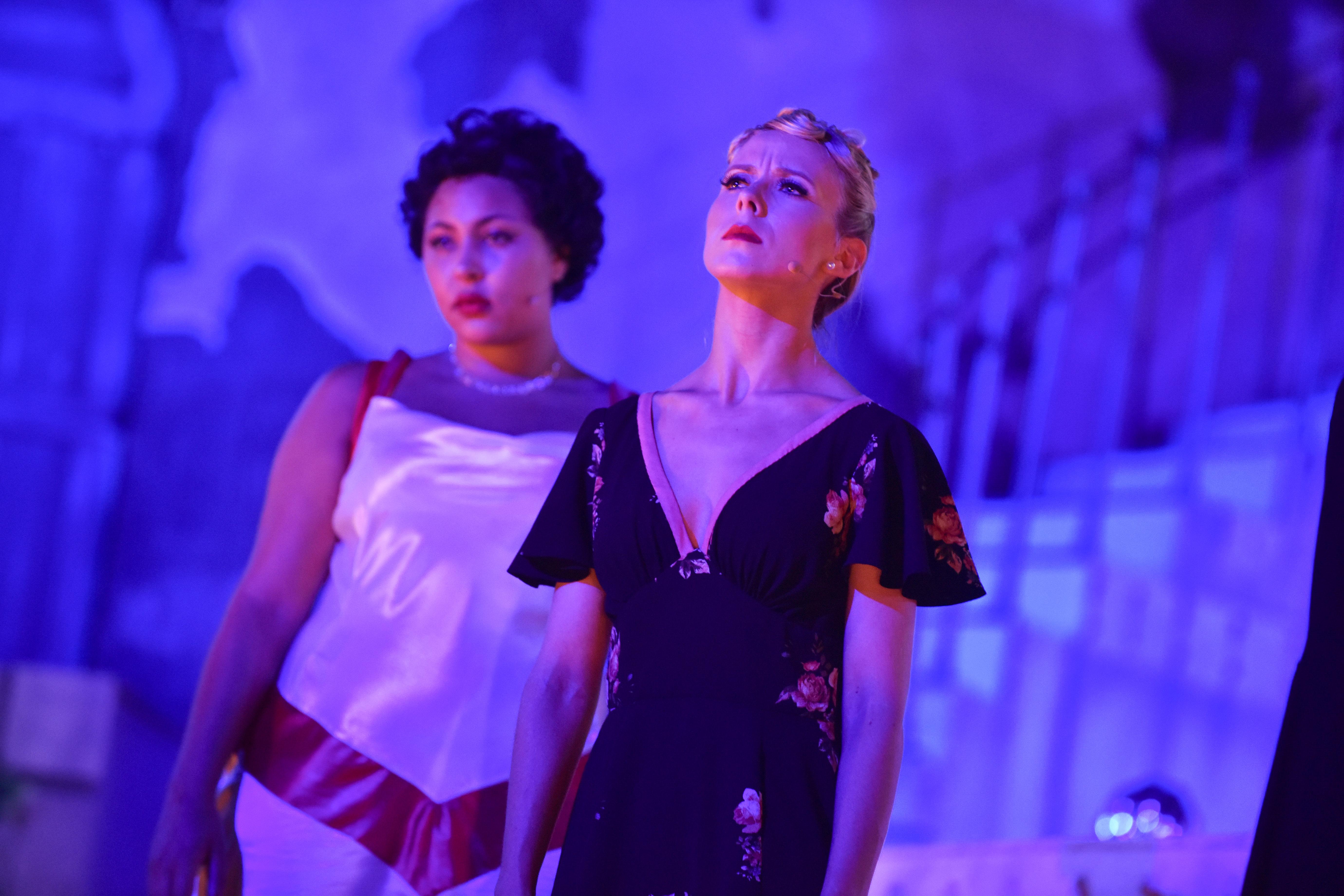Act 5 ladies