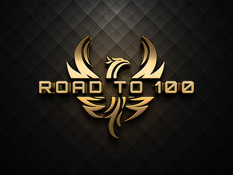 Road to 100, an intro.