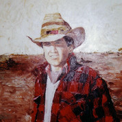 Bruce at Broken Hill (My Father)